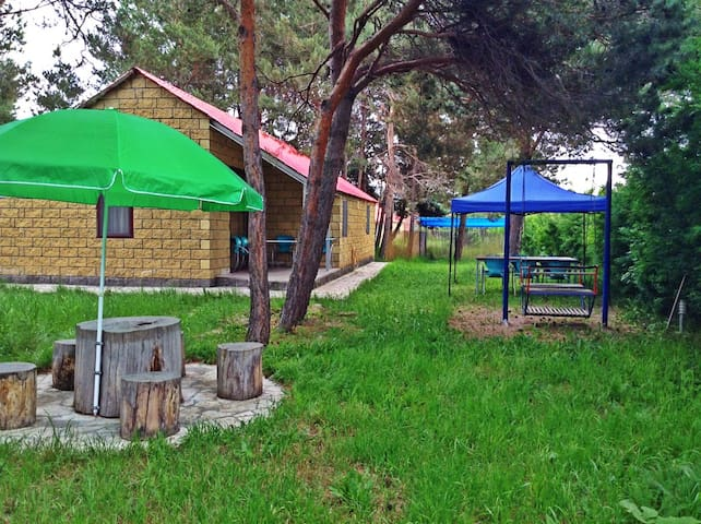 Sevan Lavanda city kotej - Sevan - Bungalow