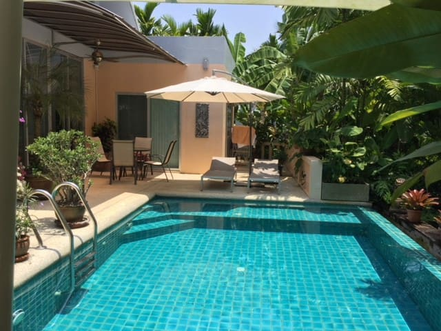 Tranquil Luxury at Phuket's best Health Resort