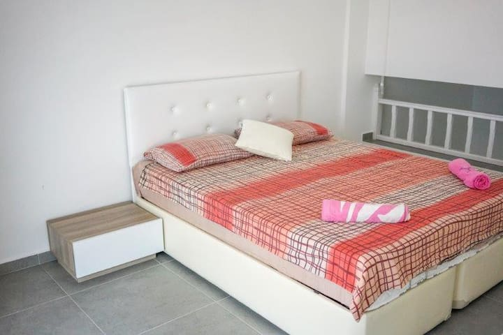 A9/6 1-bed apartment with on-site amenities - Esentepe - Flat