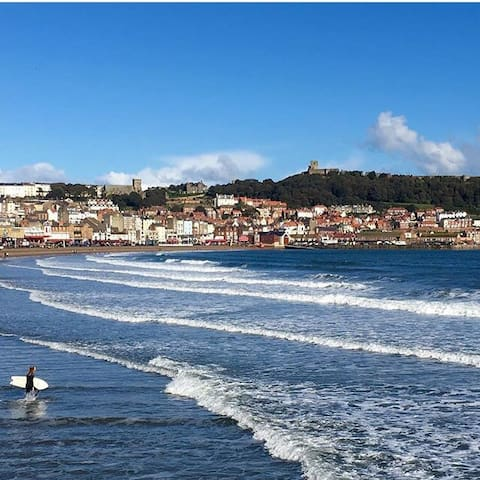 Broadcliffe Holiday Apartment 3 - Scarborough