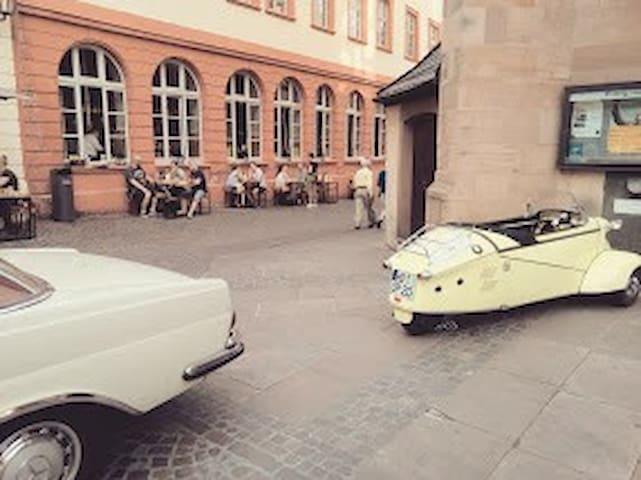 Cozy room in the heart of Heidelberg