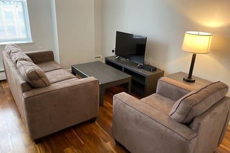 Kasa | New Haven | Cozy 1BD/1BA Apartment