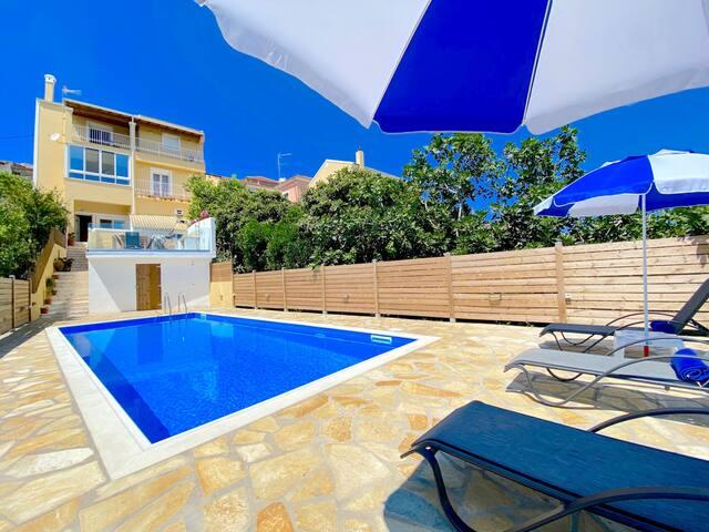 Villa Eros - private swimming pool, 5 bedrooms