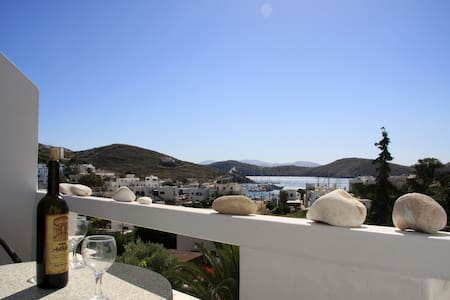 private double room with great views - Ios - Other