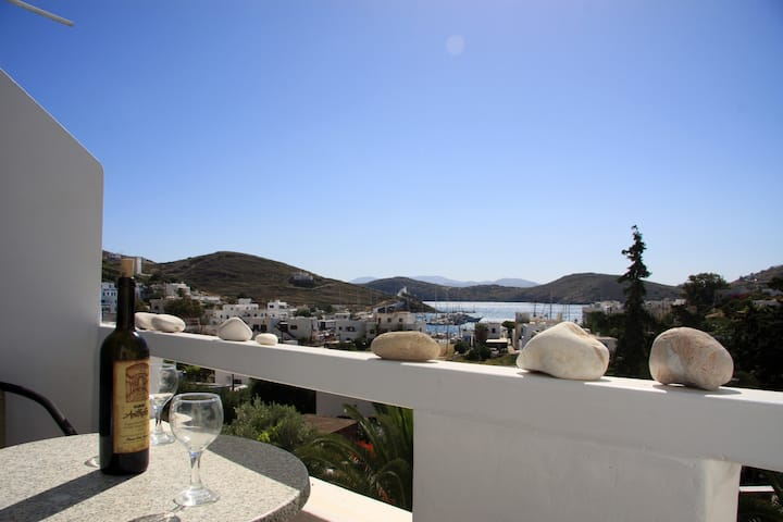 private double room with great views