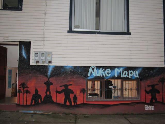 Hostel Ñuke Mapu Valdivia - Valdivia - Dům