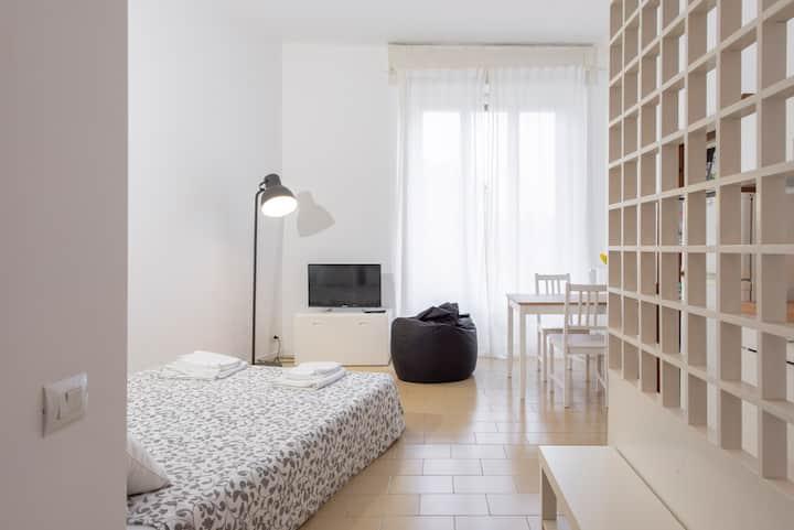 San Camillo studio apartment city center