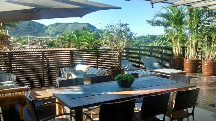 Lovely house in Juquehy,  3 BDRM  wih AC