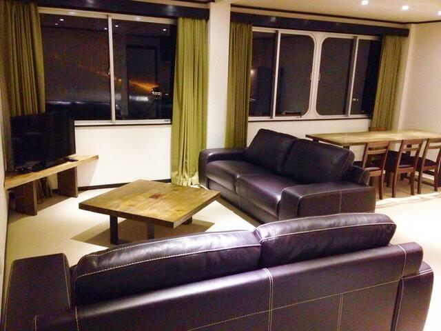 Ski-in, Ski-out 3 Bedroom (3 ensuite) apartment.