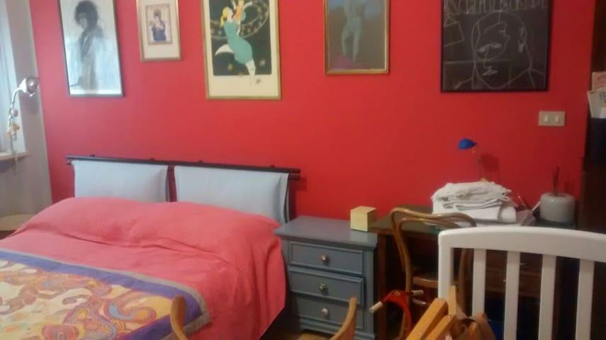 Room ospiti : 2 letti comodi