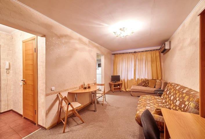 Уютная 2-к квартира в центре г. Ростов-на-Дону