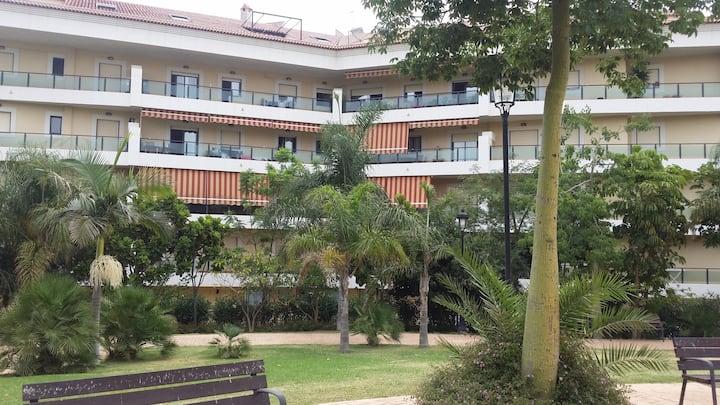 Appartement luxueux proche de la plage