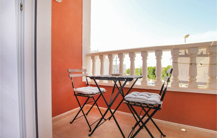 Holiday apartment with 2 bedrooms on 51m² in Rojales