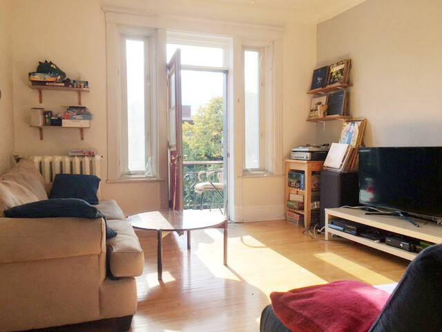 parfait appartement Outremont/Mile-end