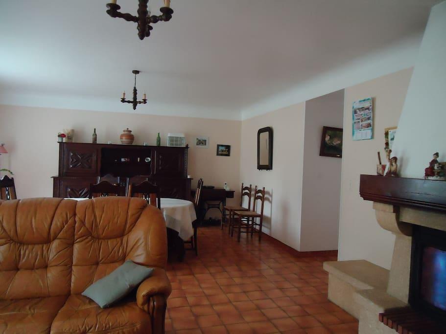 salle a manger/salon