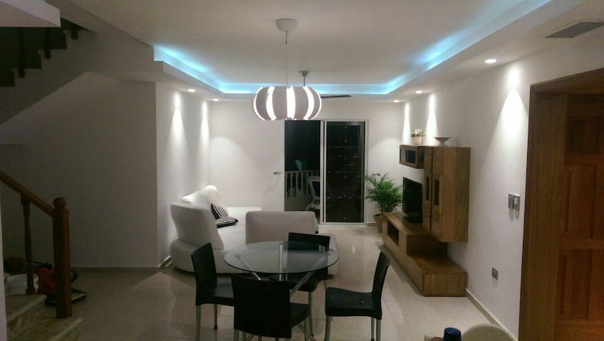 Palmsuites Penthouse (Fully equipped) - Punta Cana - Apartemen