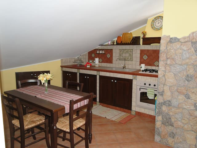 La Casa di FiFy tra Mare Etna e Taormina - Riposto - Appartement