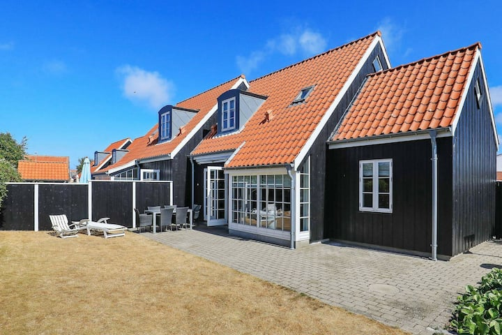 Luring Holiday Home in Skagen with Terrace