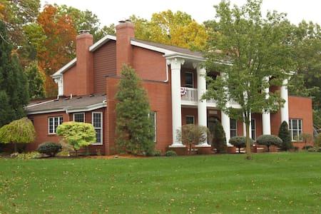 Hermitage Hills Estate - Sleeps 30+ Weddings - Montgomery - House