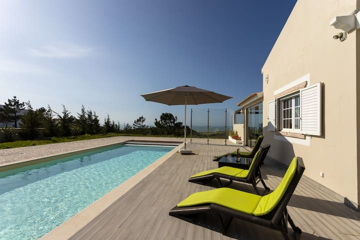 Villa Terra Mar (Pool & Sea View) Ideal for family