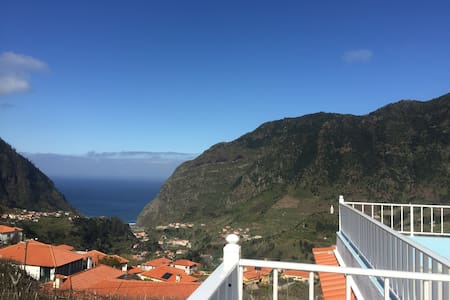 Enchanting Cottage in the mountains of Madeira - São Vicente - Dom
