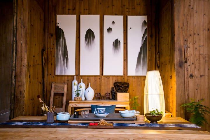 后堂共享茶室