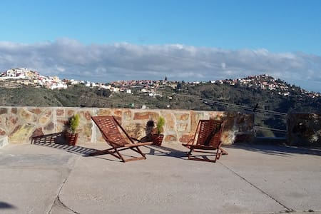 CABAÑA EL DESPERTAR - Balcon de Telde