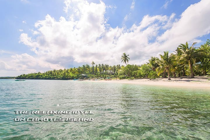 """The relaxing idyll on Camotes Island"""