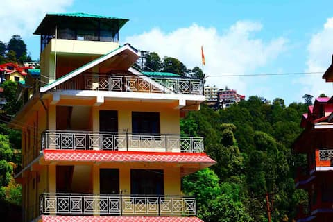 Lovely 2 bhk apartment with free wifi and parking