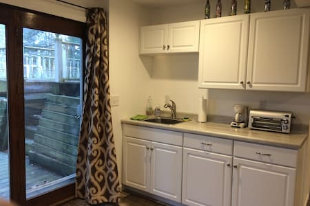 Spacious and New Studio Apartment - Kalamazoo - Daire