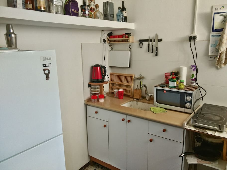 Best staying, feel like home everything you need for cooking and preserving