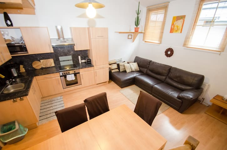 Apartment 3-room-maisonette near ski lift and town - Zell am See - อพาร์ทเมนท์