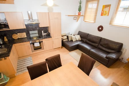 Apartment 3-room-maisonette near ski lift and town - Zell am See - Pis