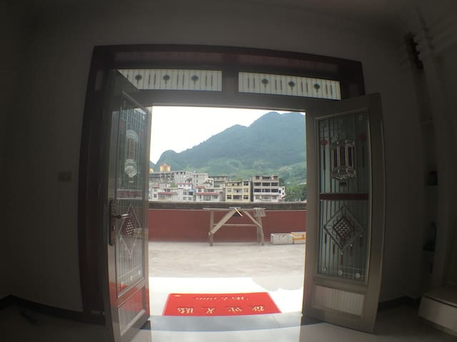 鹤峰最高端楼盘的居家景观房 - Enshi