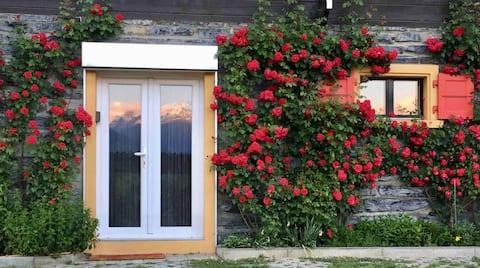Alpes - Valais - Au Chalet Les Roses - Grimisuat