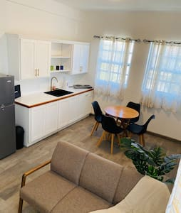 #1 New & centric apartment 1 min walk from beach