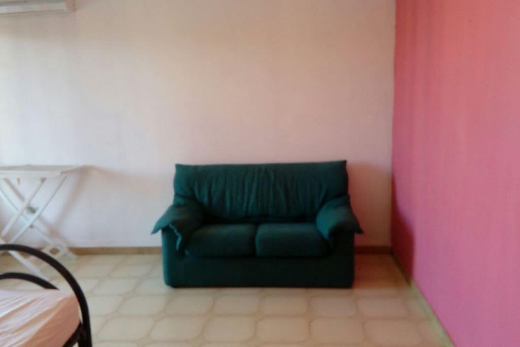 Camera da letto 1 + divano letto