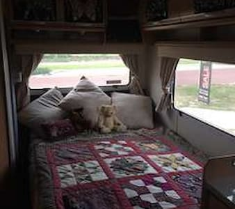 Our much loved home on wheels - Henley Brook