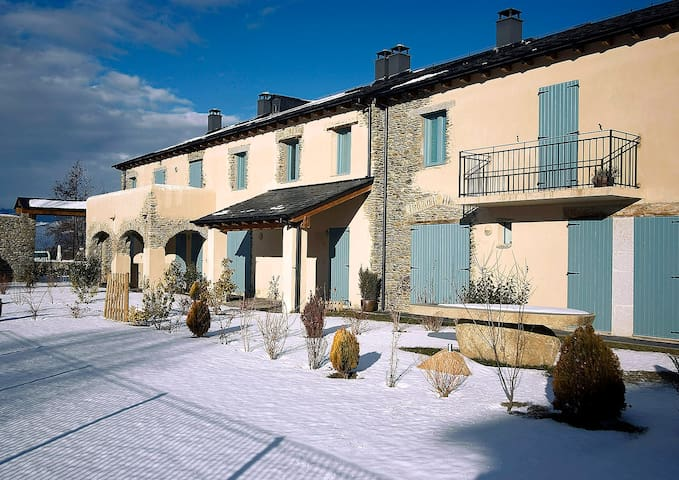Casa con encanto en la Cerdanya, 4km de Puigcerda