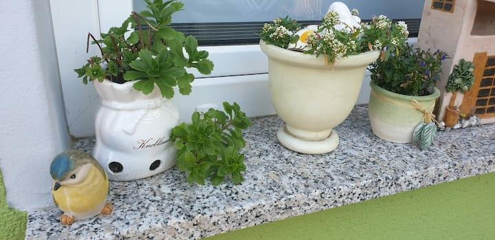 Ferienwohnung Gartenlaube