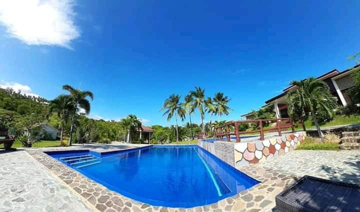 Canoy's Canyon 5-Bed Villa in Dalaguete