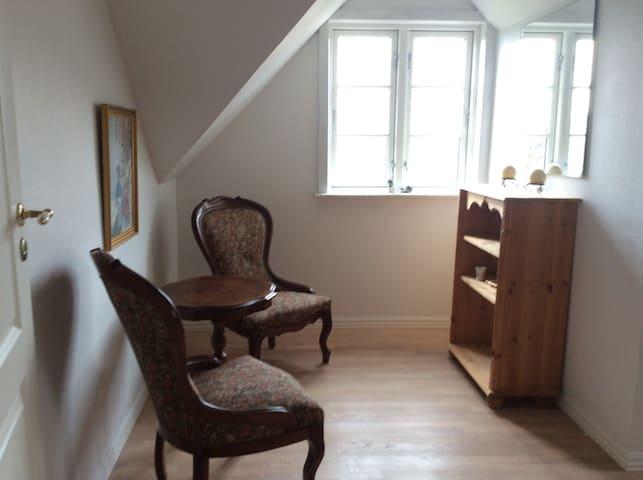 Hyggelige værelser med udsigt. - Thisted