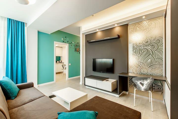 Mava Apartments - Leonardo Deluxe Studio