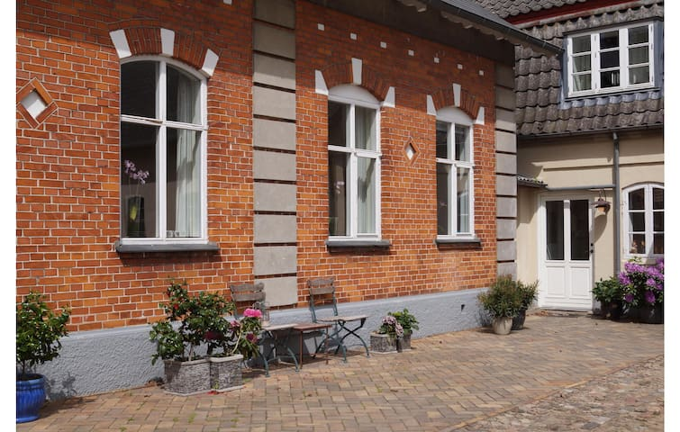 Holiday apartment with 2 bedrooms on 60m² in Middelfart