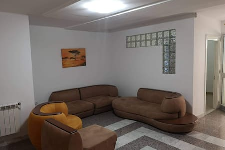 Appartement S+3 high standing  fully furnished