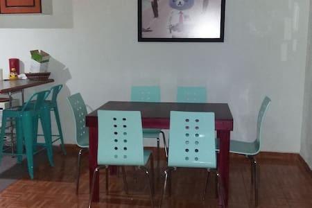 Bonito departamento al sureste de la ciudad - 멕시코시티(Ciudad de México) - 아파트