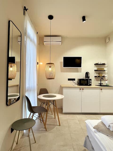 Апартаменты в ЖК Сорренто Парк, Адлер 1010Б160