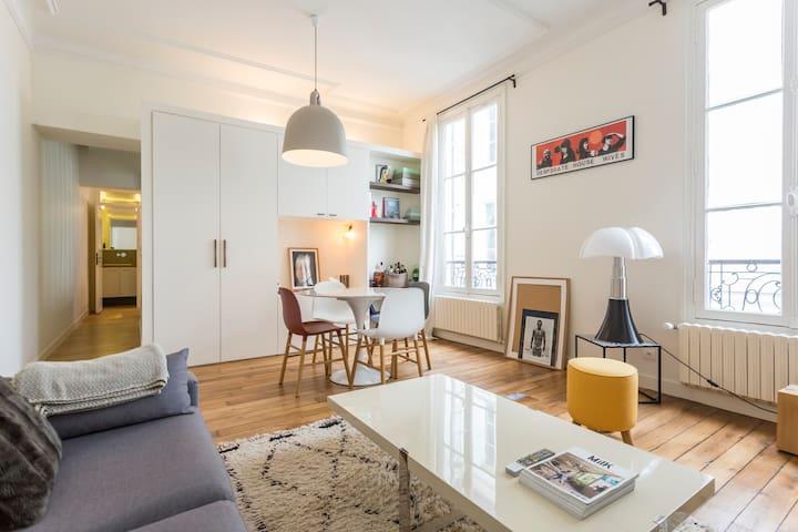 Chic flat - Av de Breteuil - 50m² - París - Pis