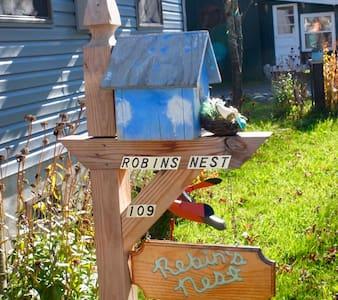 The Robin's Nest-Quaint Caroga Lake - Haus