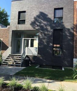 """Loft-style studio """"Le Microclimat"""" - Montréal - Apartment"""
